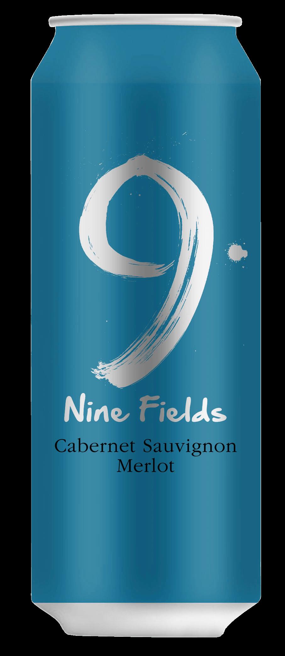 9 Fields - Cabernet Sauvignon Merlot Can
